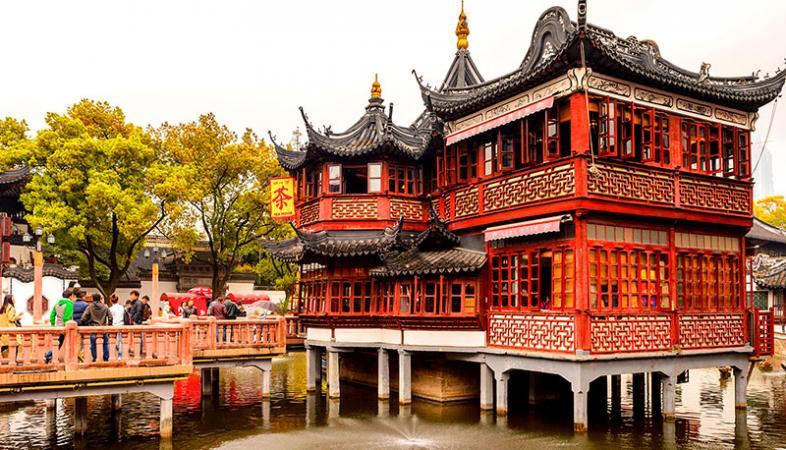 10 Thắng Cảnh Đẹp Của Đất Nước Trung Quốc