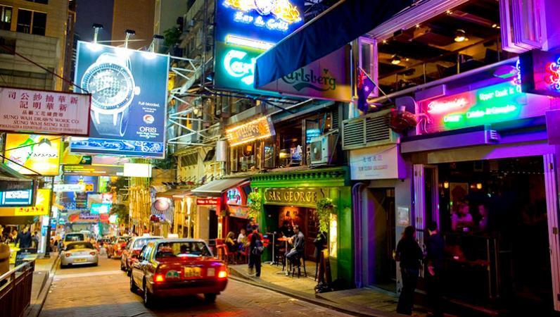 Lan Quế Phường - Điểm ăn chơi số 1 Hong Kong