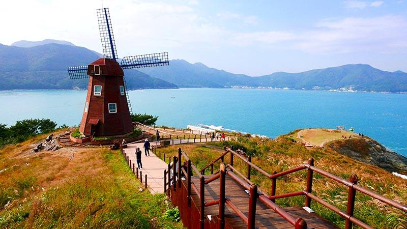 Đảo Geoje điểm du lịch Hàn Quốc mới cho du khách Việt Nam