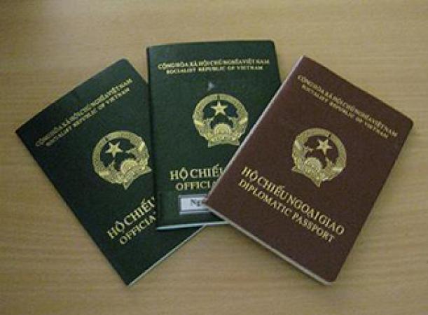 Dân Sài Gòn ngồi ở nhà cũng làm được hộ chiếu