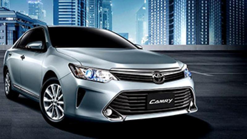 Toyota Camry – Nâng cấp đáng giá, xứng tầm doanh nhân