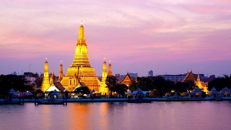 TOUR HÀNH HƯƠNG CAMBODIA-LAOS-THAILAND