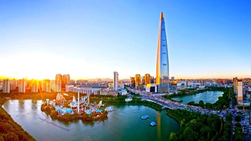 KHÁM PHÁ XỨ SỞ KIM CHI – HÀN QUỐC SEOUL – ELYSIAN – LOTTE WORLD