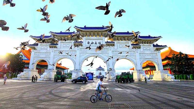 Điểm Du Lịch Nổi Tiếng Tại Đài Bắc